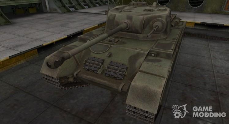 Пустынный скин для Centurion Mk. I