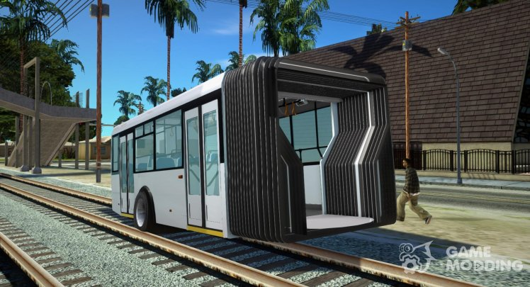 Trailer for LiAZ 6213.70