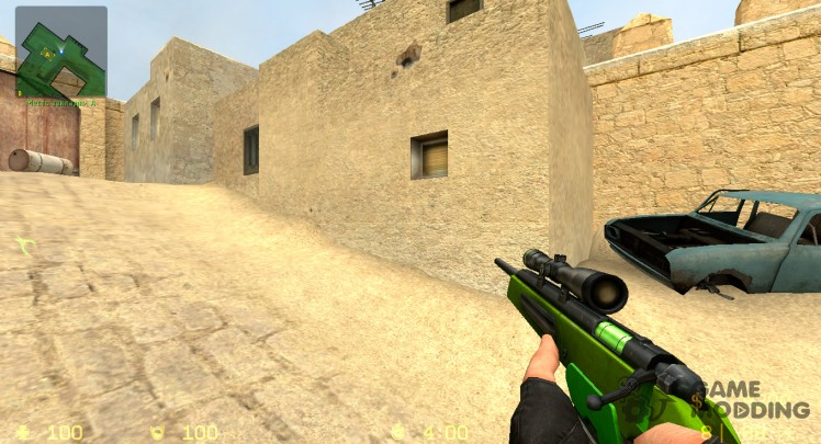 SSG (Field) for Counter-Strike Source