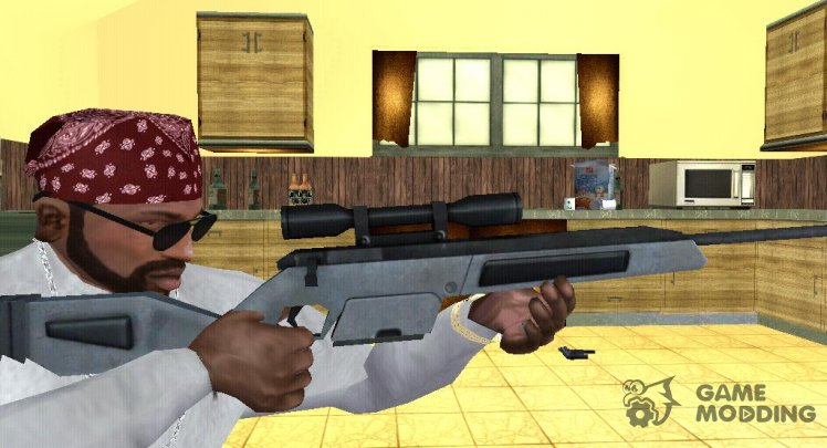 Scout from Counter Strike Source
