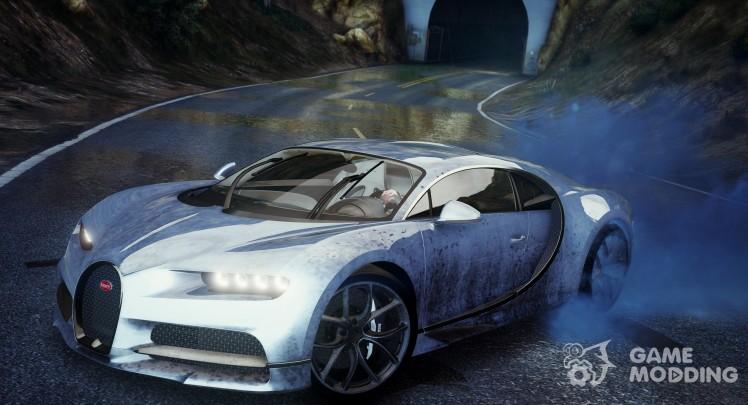 2017 Bugatti Chiron 1.5