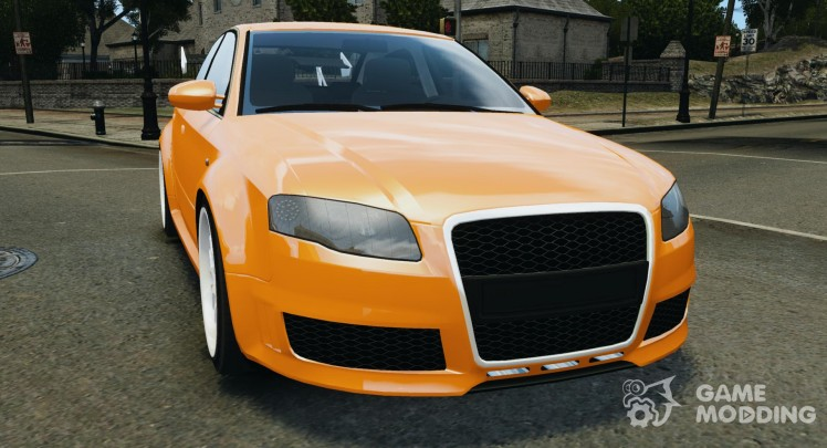 Audi RS4 EmreAKIN Edition