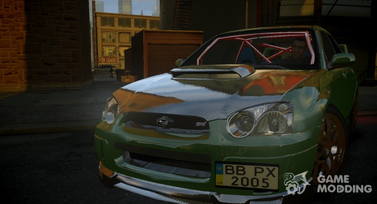 Subaru Impreza WRX STI 2005 Tuned