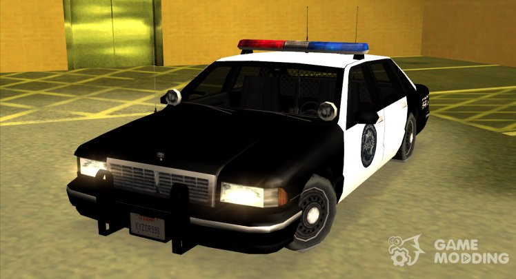 1992 Chevrolet Police LSPD /LAPD Sa Style