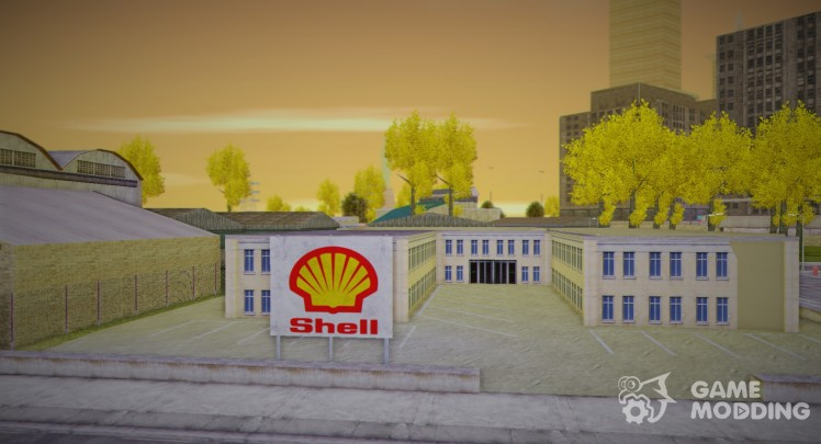 Shell Office