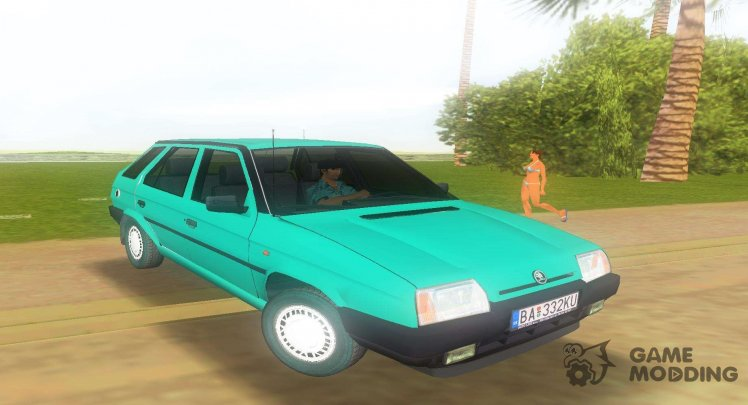 Cars for GTA Vice City with automatic installation