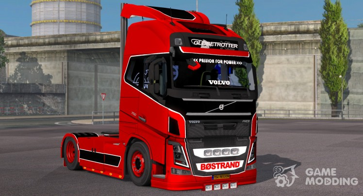 Tuning for Volvo FH 2013