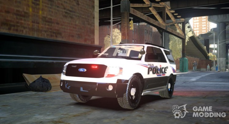 Ford Expedition 2010 Delta Police