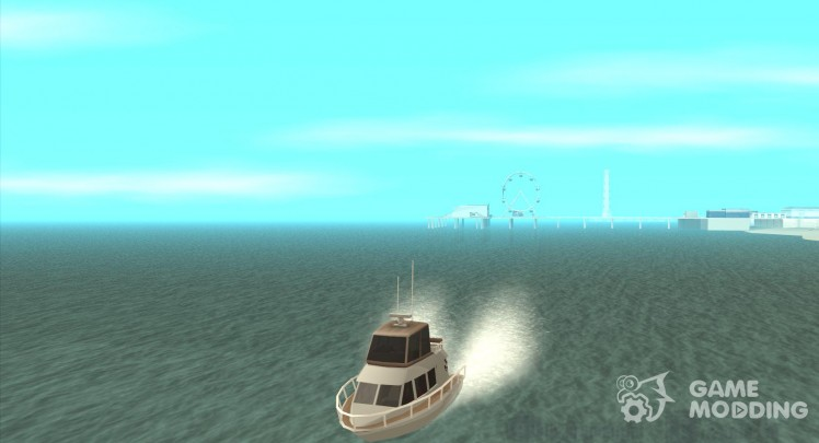 GTA VC Tropical View