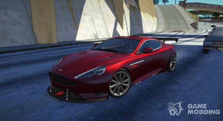 Aston Martin Virage 2012 Tuning
