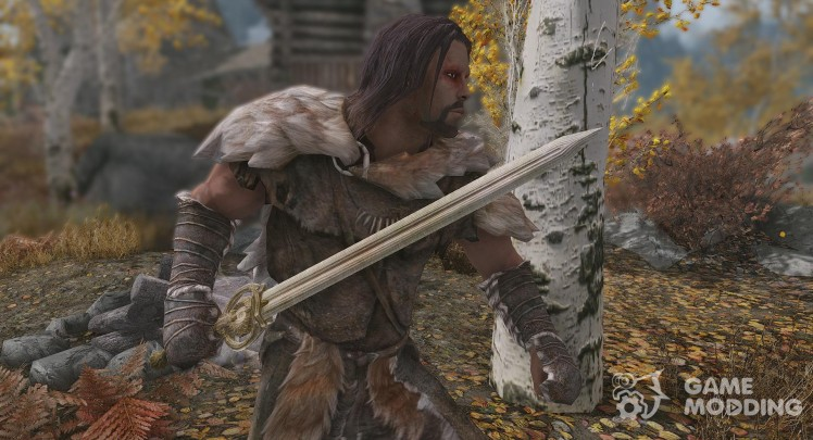 Weapons for Skyrim with automatic installation » Page 37