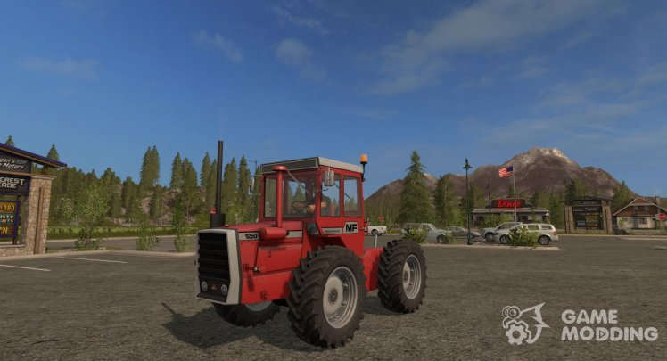 Massey Ferguson 1250 version 1.0