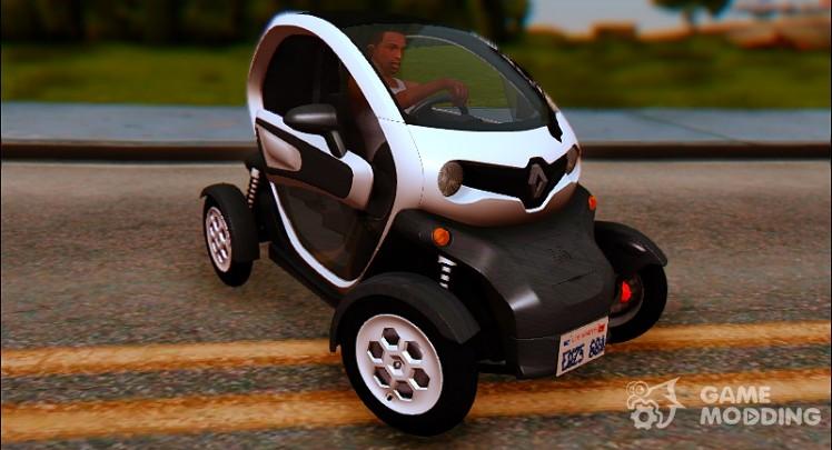 2011 Renault Twizy