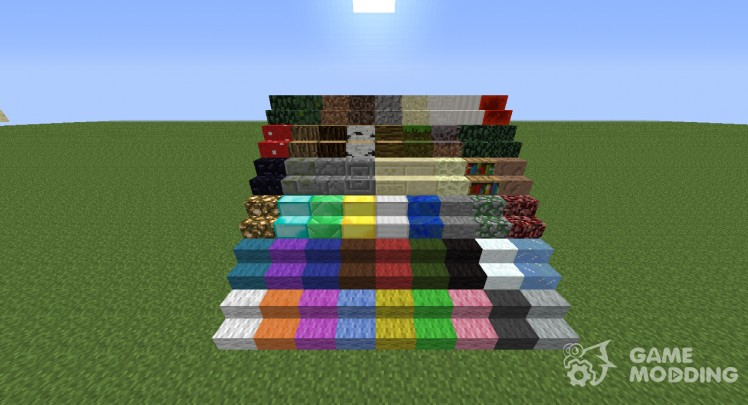 Stairs Craft Mod