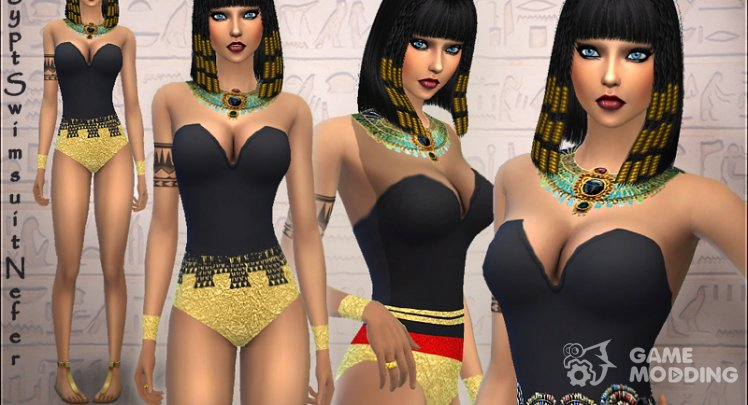 Egyptian Nefer Swimsuit