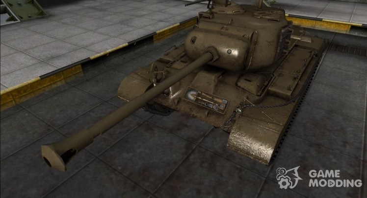 Remodelling for M46 Patton