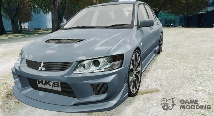Mitsubishi Lancer Evolution 8 v2.0