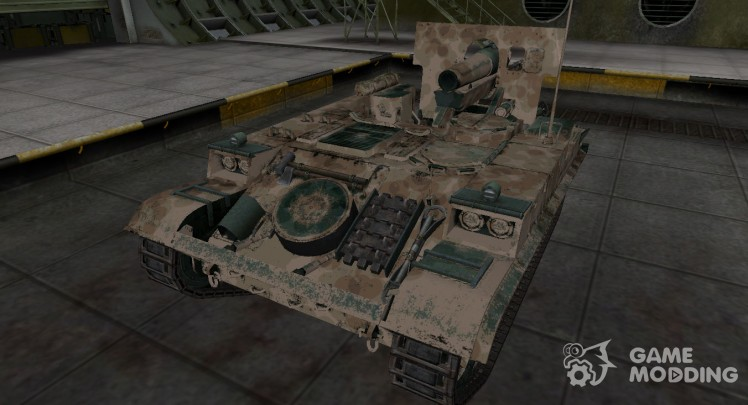 French AMX 13 F3 skin AM