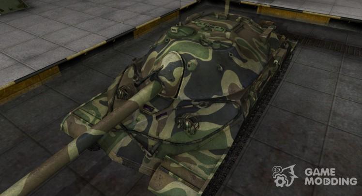 Skin for SOVIET tank is-7
