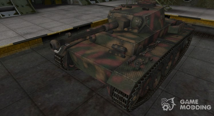 Historical camouflage VK 30.01 (H)