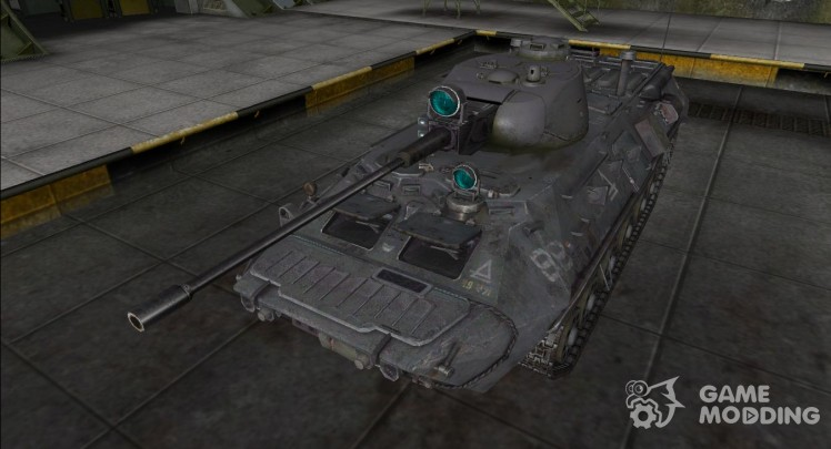 Remodeling of the t-50