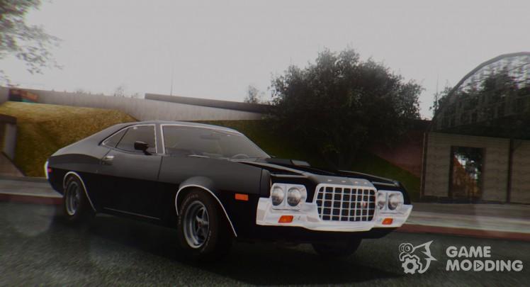 1972 Ford Gran Torino Sport SportsRoof (63R)
