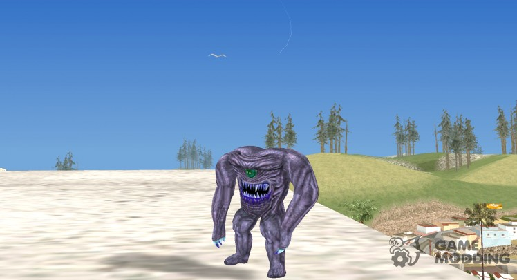 Mutant from Serious Sam