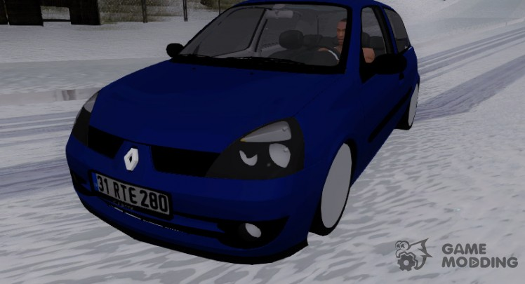Renault Clio Coupe 2005