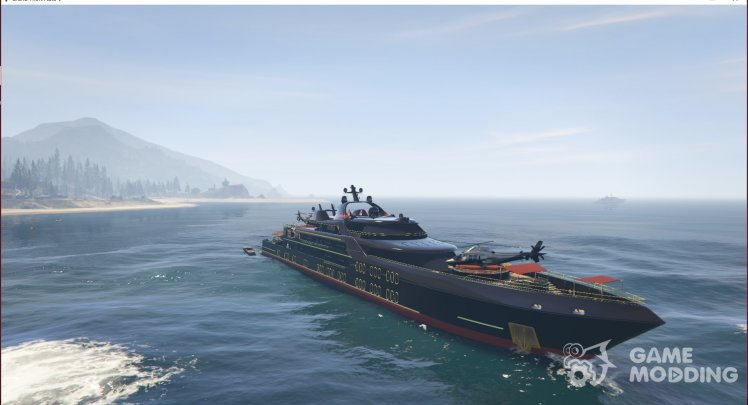 Galaxy Super Yacht 1.0