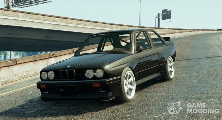 1991 BMW E30 Drift Edition