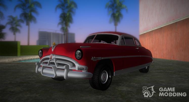 Hudson Hornet Coupe