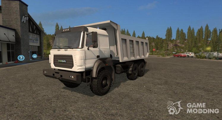 Ural-M Uralspetstrans version 1.0