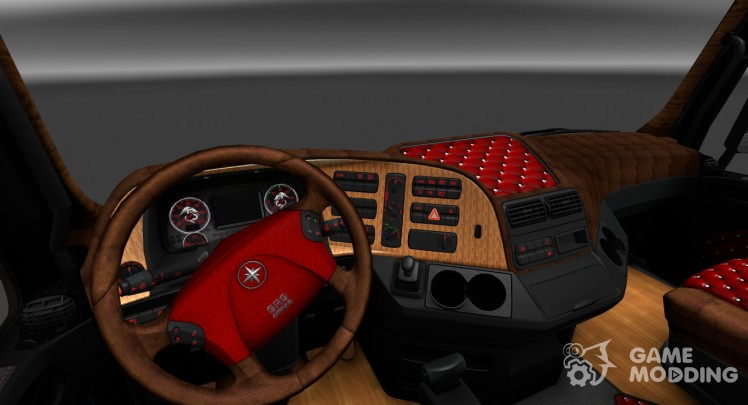 Shop for Mercedes Actros MP3