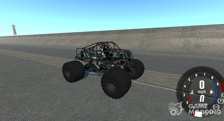 Bigfoot Monster Truck for BeamNG.Drive