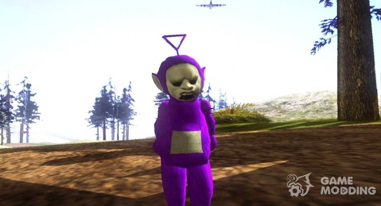 Slendy Tubbies 3 Tinky Winky