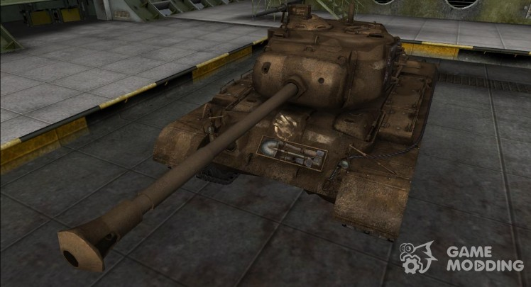 Remodeling M46 Patton