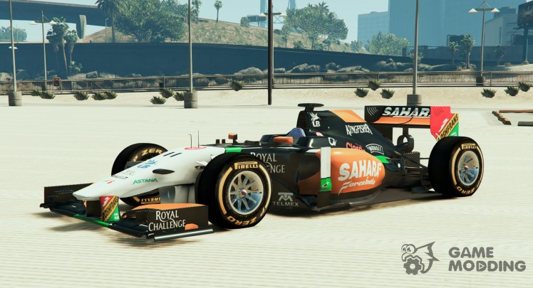 Force india2 F1