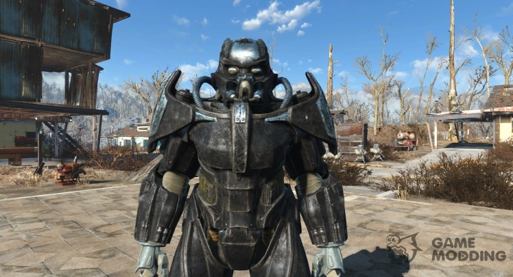 X-02 enclave Power Armor