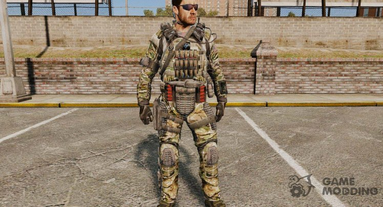David Mason from COD BLACK OPS II