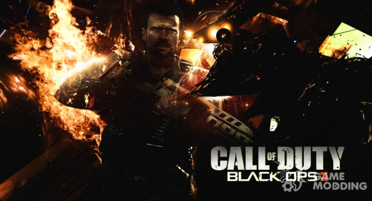 COD Black Ops 2 Weapon Sounds Mod