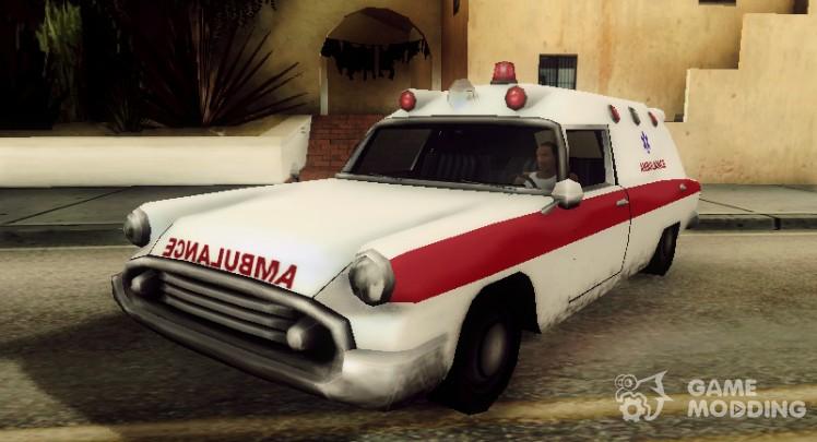 Old Ambulance