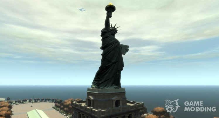 The New Statue of Liberty