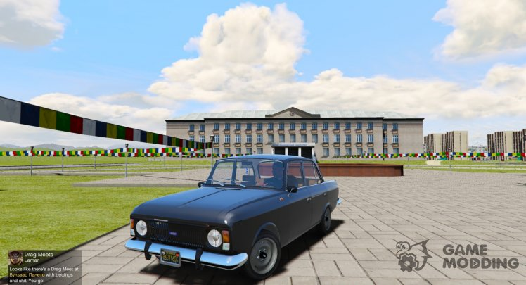 Moskvitch IZH 412 (Tuning)