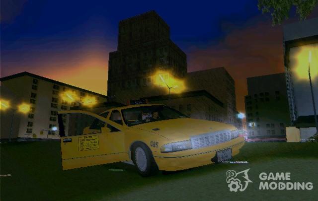 Chevrolet Caprice 1991 Cabbie v2.0