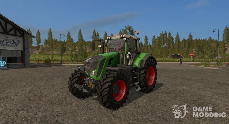 Fendt 800 S4 Profi Plus version 1.0.0.3