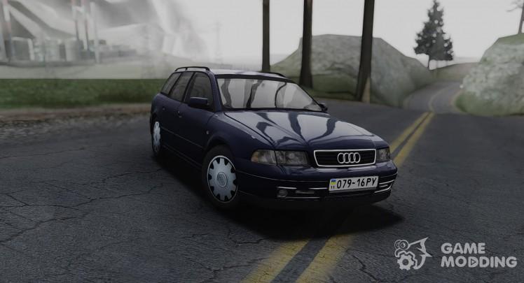 Audi A4 B5 Avant 2.5TDI