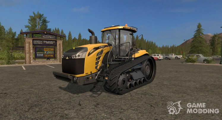 MT800E Challenger Series version 1.0.0.0