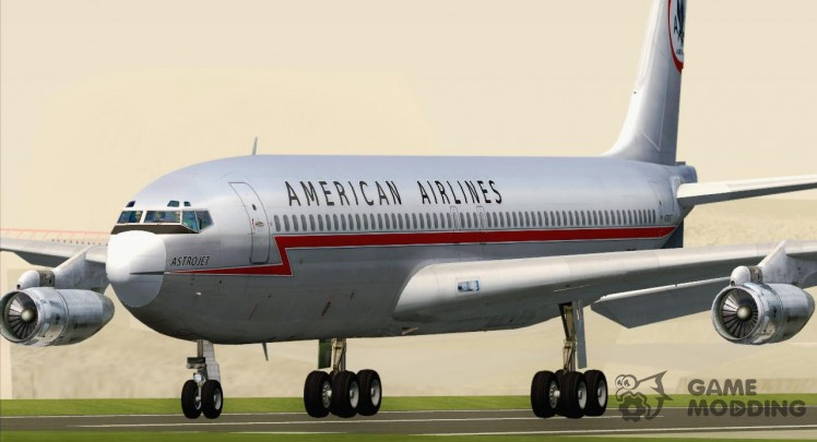 Boeing 707-300 American Airlines