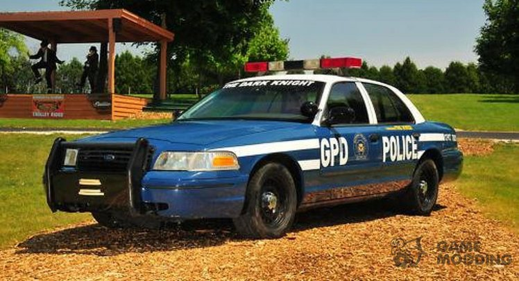 Ford Crown Victoria New Sound