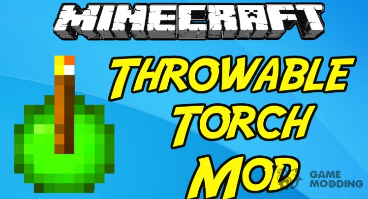 Throwable Torch